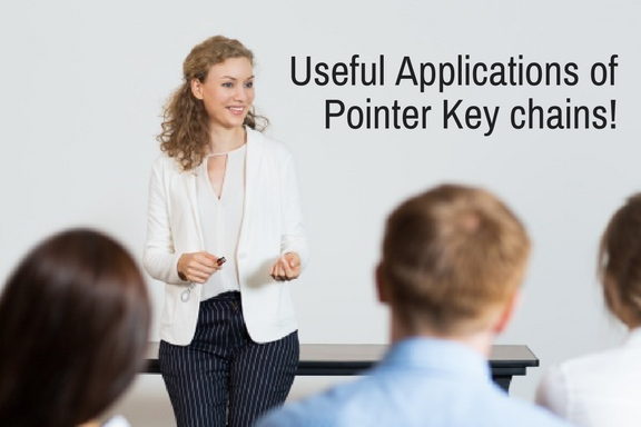 Useful Applications of Pointer Key chains