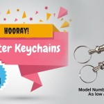 Highlight Your Brand Message In Style With Laser Pointer  Keychains