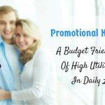 Promotional Keychains – A Budget Friendly Item Of High Utility Value In Daily Lives