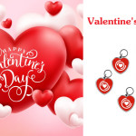 Valentine's Day Message – Say It With Heart Shaped Keychains
