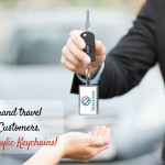Let Your Brand Travel With Your Customers With Custom Acrylic Keychains