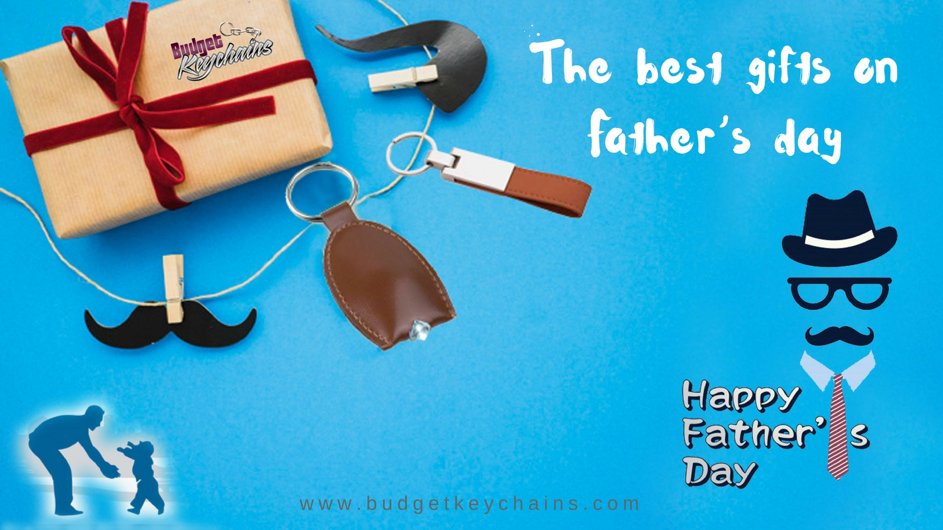 fathersday-gifts-personalized-keychains