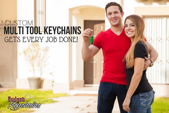 Multi Tool Keychains