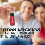 Multitool keychains -Meet These Smart Taskmasters That Not Just Carry Keys