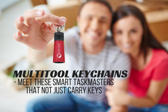 Multitool keychains -