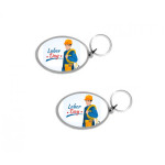 Shop For Themed custom Keychains For Labor Day Promotions