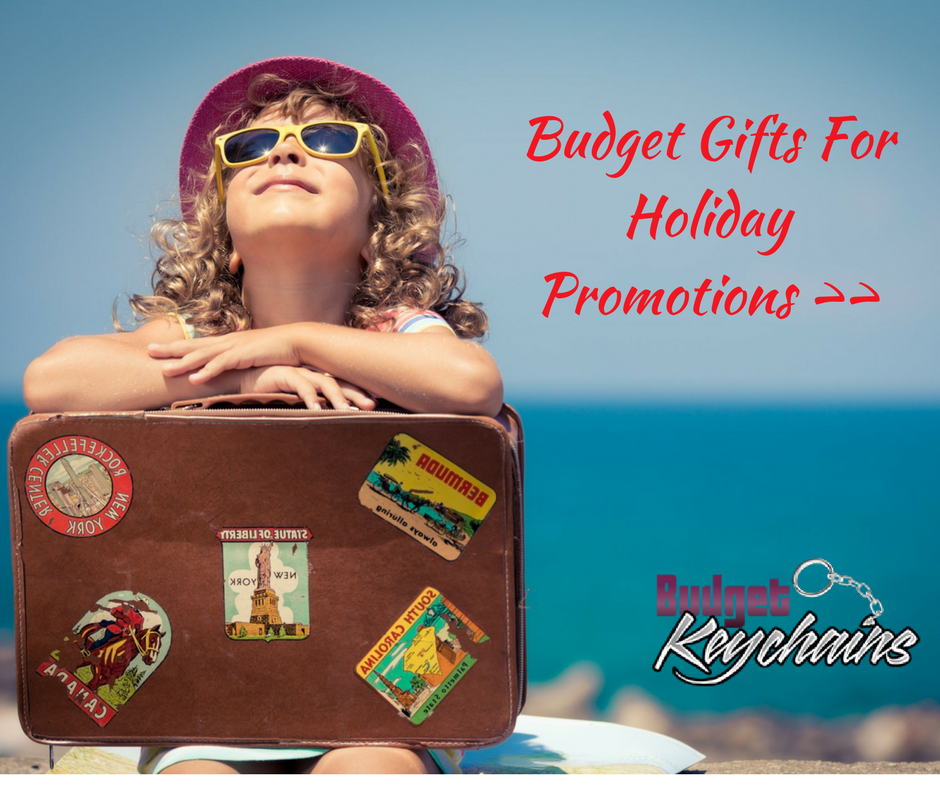 Budget Gifts For Holiday Promotions- Custom Bottle Opener Keychains