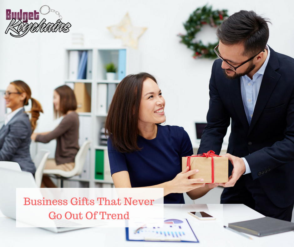 Business Gifts That Never Go Out Of Trend