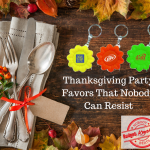 Custom Keychains – Thanksgiving Party Favors That Nobody Can Resist
