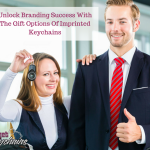 Unlock Branding Success With The Gift Options Of Imprinted Keychains