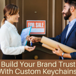 Enhance The Brand Trust Among Your Users With Promotional Keychains