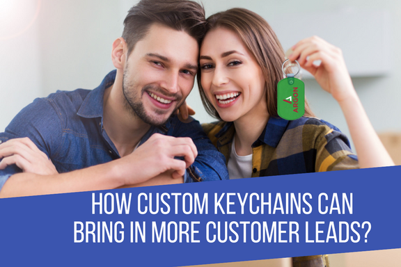 How Custom Keychains Can Bring In More Customer Leads_