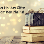 Budget Holiday Gifts: Custom Key Chains