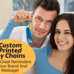Custom Printed Key Chains- Timeless Promotional Items That Everyone Would Love