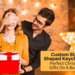 Custom Star Shaped Keychains – Perfect Christmas Gifts On A Budget