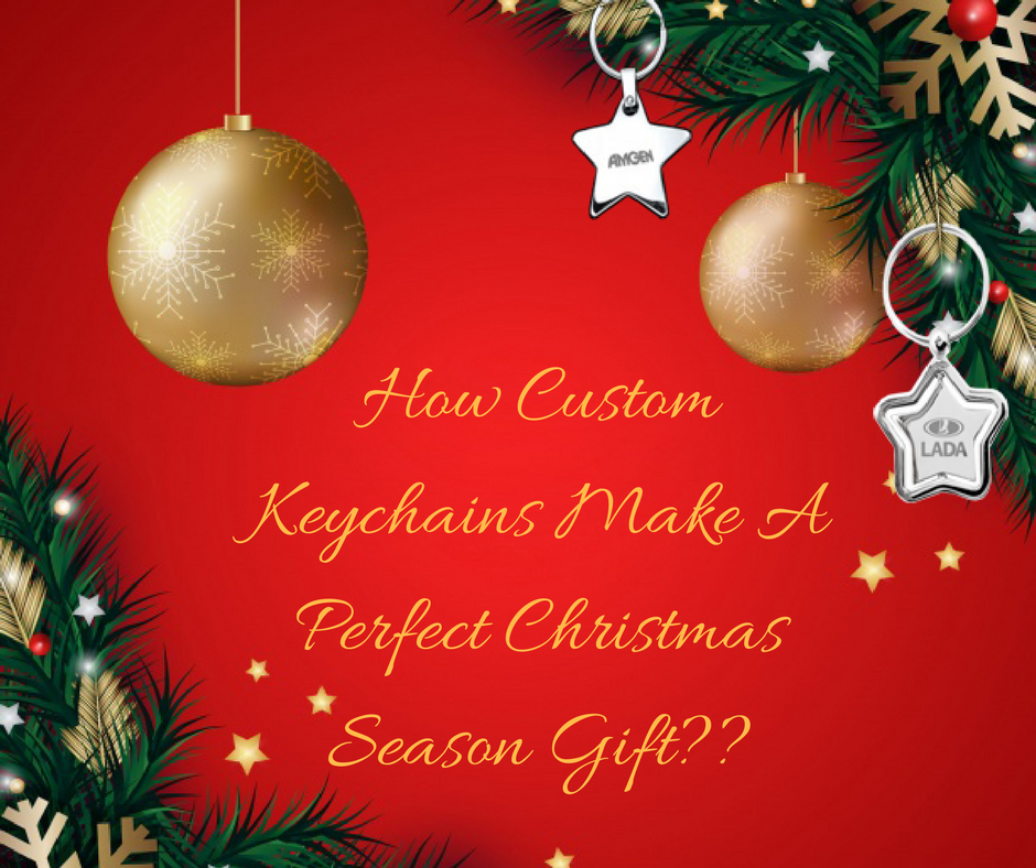 How Custom Keychains Make A Perfect Christmas Season Gift (1)
