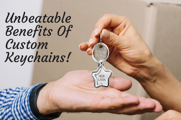 The Unbeatable Benefits Of Custom Keychains As Promotional Products