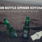 Custom Bottle Opener Keychains- Make Your Brand The Talk Of The Town