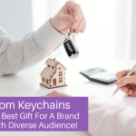Custom  Keychains- The Best Gifts When You Have A Diverse Audience To Cater To