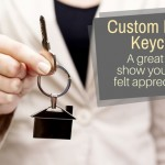 Custom Metal Keychains- High Value Business Gifts That Seldom Fail!
