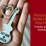 Promotional Bottle Opener Keychains-  Pop Open Your Marketing Potential With Ease!