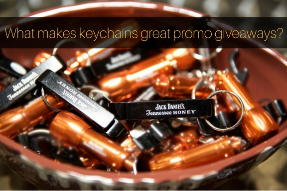 What makes keychains great promo giveaways_