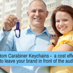 Get Your Recipients Hooked To Your Brand With Custom Carabiner Keychains
