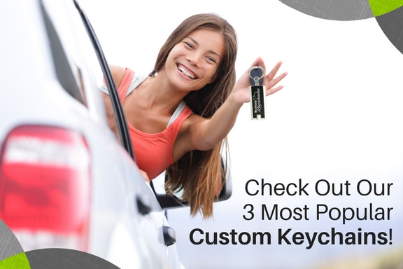 3 Most Popular Custom Keychains Recommended By Product Experts