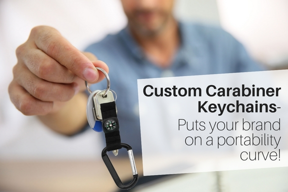 Custom Carabiner Keychains- The Unstoppable