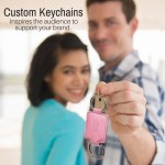 How To Make Your Custom Keychains Attention Grabbing