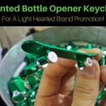 Imprinted Bottle Opener Keychains-Promoting your Brand The Light Hearted Way!