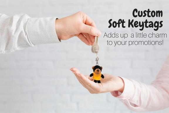 Custom Soft Keytags