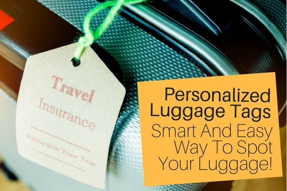 Smart And Easy Way To Spot Your Luggage!