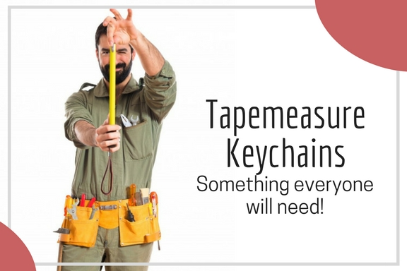 Tapemeasure Keychains-