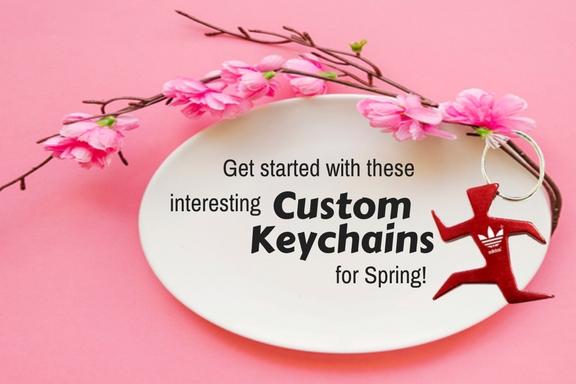 interesting custom keychains.