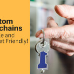 Simple and Budget Friendly- Custom Keychains Are better than the Best in Promotional Gifts