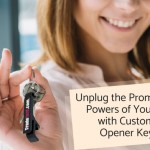 Unplug the Promotional Powers of Your Brand with Custom Bottle Opener Keychains