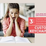 Three Ways How Custom Keychains Improve Sales Promotional Activities