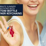 Celebrate Summer Promotions With Custom Bottle Opener Keychains