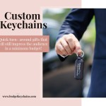 Promotional Keychains  – Handouts  For Every Reason and Season