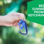 Promotional Keychains For The Great Summer Outdoors And Events