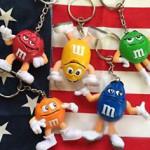 Why M&M's Added Custom Keychains To Their Marketing Mix?